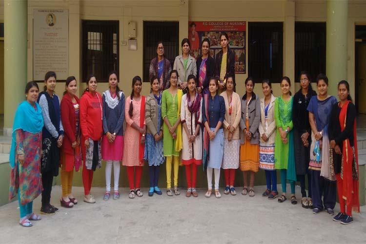 PG College Of Nursing, Bhilai | Home